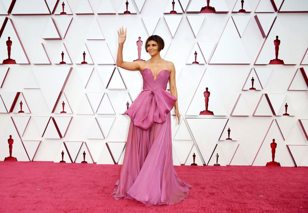Halle Berry assiste à la 93e cérémonie des Oscars à Union Station le 25 avril 2021 à Los Angeles, Californie. | Photo : Getty Images