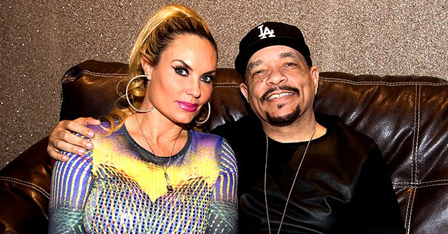 Ice-T's Wife Coco Austin Shares Snaps from Her Pool Session with Daughter Chanel