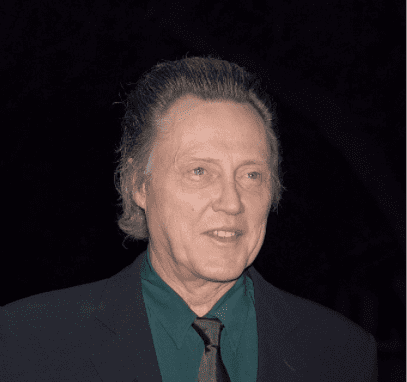Christopher Walken during 4th Annual Tribeca Film Festival - Vanity Fair Party at The State Supreme Courthouse in New York City, New York, United States.   Source: Getty Images