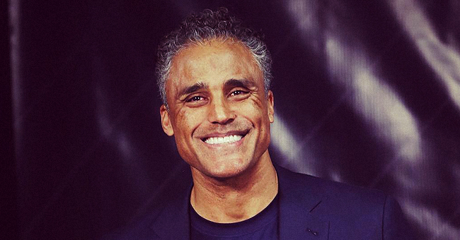 Rick Fox's Son Kyle Is All Grown up and Looks so Much like His Former NBA Star Dad
