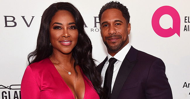 Kenya Moore of RHOA Reunites with Estranged Husband Marc Daly to Celebrate Daughter Brooklyn's 1st Birthday