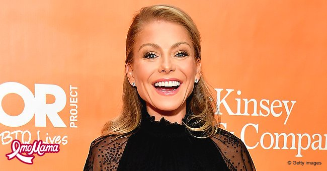 Here's What TV Host Kelly Ripa Revealed She Eventually Wants to Do When She Quits Presenting