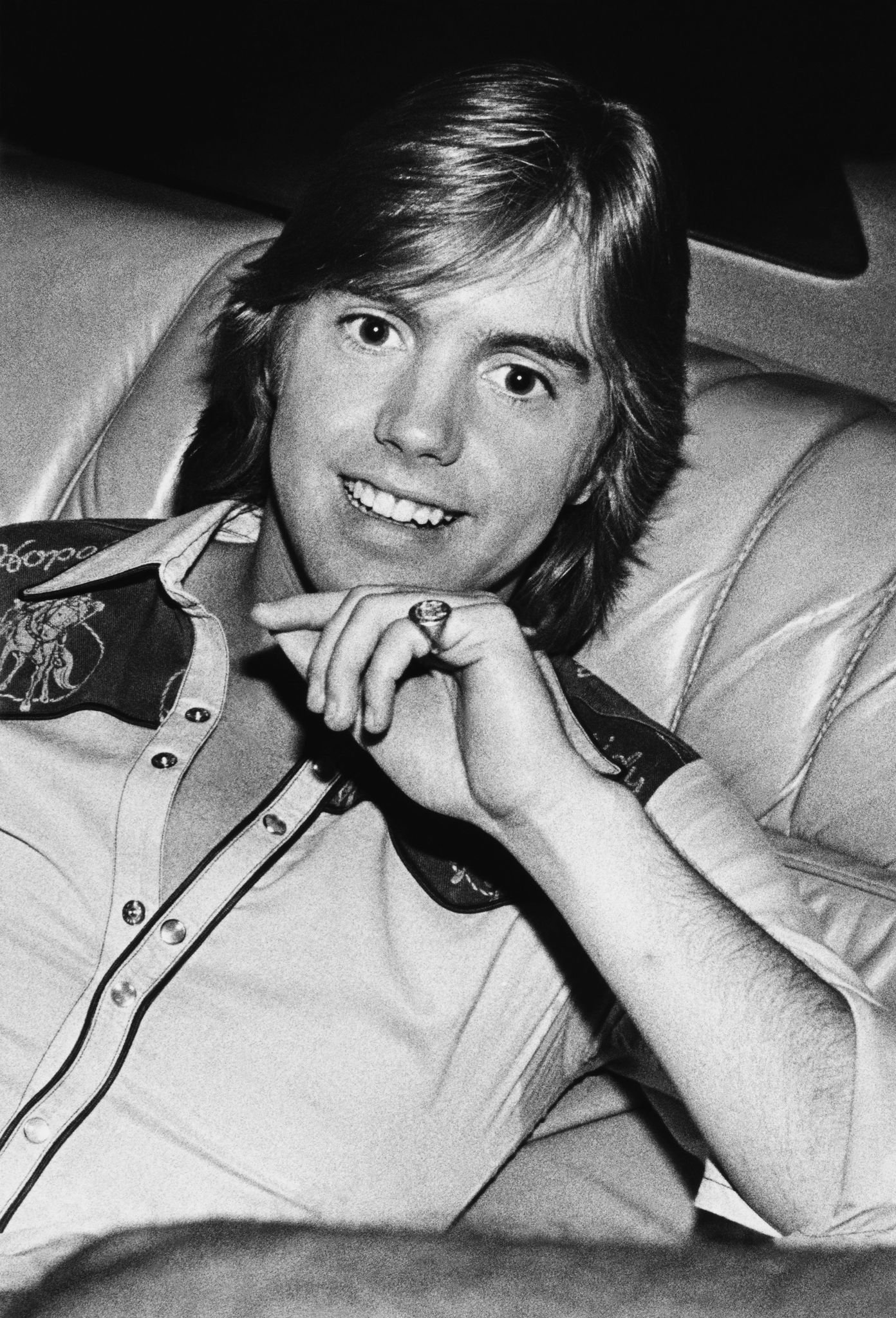 Teen idol singing sensation and son of actress Shirley Jones, Shaun Cassidy | Getty Images