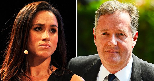 Piers Morgan Praised Meghan Markle before Becoming Her Main Critic — inside Their Relationship