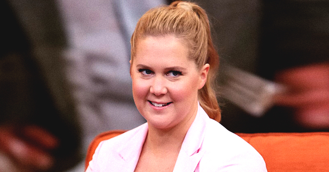 Amy Schumer Embraces New Baby under a Blanket While Celebrating Her Birthday in a Sweet Photo