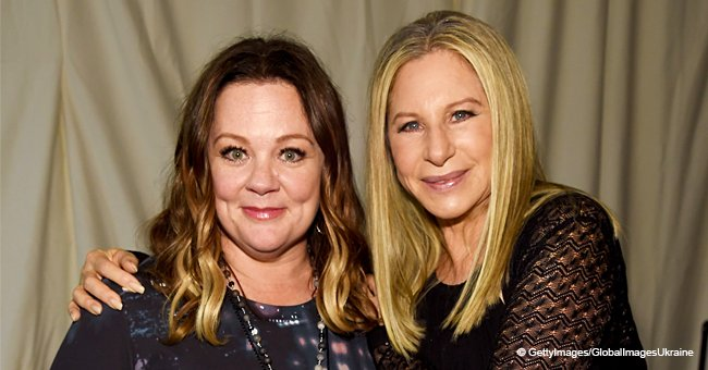Video of Barbra Streisand teaching Melissa McCarthy to sing is proof that anything is possible
