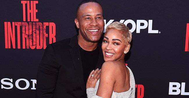 Meagan Good and DeVon Franklin Celebrate Their 8th Wedding Anniversary with Special Posts