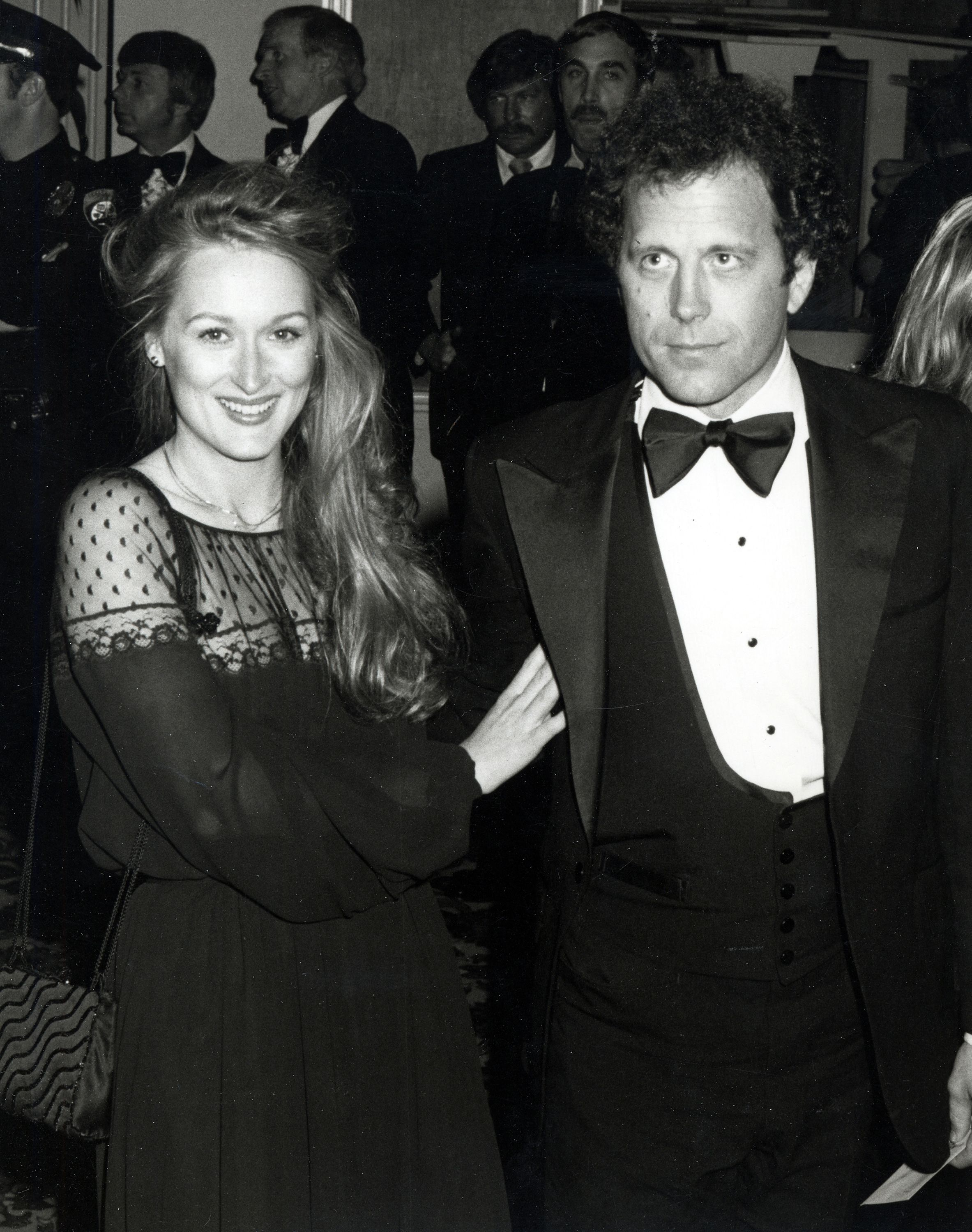 Meryl Streep and Don Gummer at the 51st Annual Academy Awards in 1979 in Los Angeles | Source: Getty Images