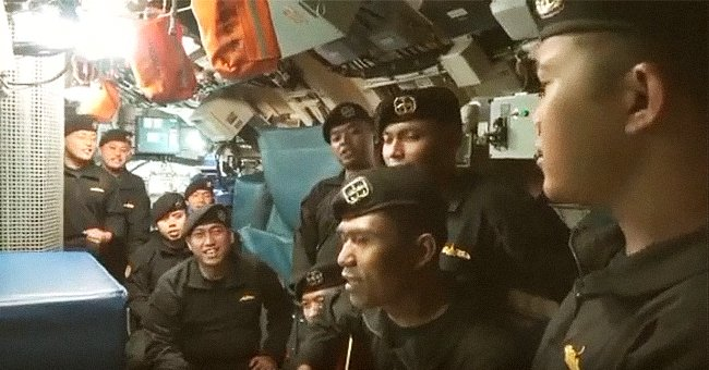 Indonesian Submarine Crew Sing Farewell Song in a Heart Wrenching Video Weeks before Their Deaths