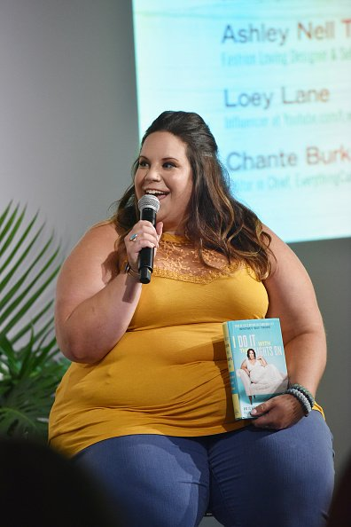 Whitney Way Thore at 3rd annual theCURVYcon during New York Fashion Week on September 9, 2017 in New York City. | Photo: Getty Images
