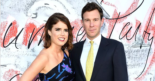 Princess Eugenie Shines during 1st Public Appearance since Announcing Pregnancy — Check Her Out