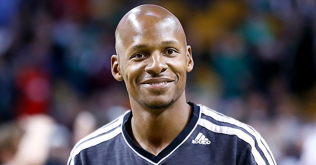See Ray Allen's Touching Post for His Only Daughter Tierra as He Celebrates Her Birthday