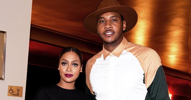Fans Debate Whether La La Anthony Should Accept Carmelo's Alleged Daughter