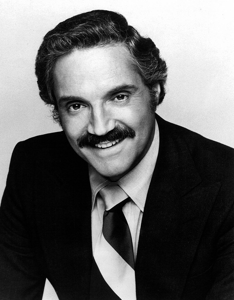 Publicity photo of Hal Linden taken in 1981   Source: Wikimedia Commons/ ABC TV, Hal Linden - ABC, marked as public domain