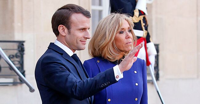 Emmanuel et Brigitte Macron |Source: Getty Images/Global Images Ukraine