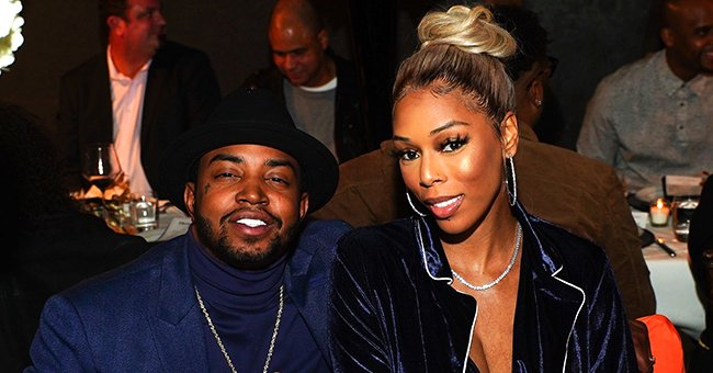 See Lil Scrappy & Bambi's Newborn Daughter Xylo in a Pink Dress & Glasses in This Adorable Snap