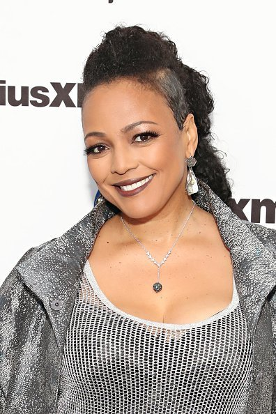 Kim Fields visits the SiriusXM Studios on November 26, 2019 in New York City | Photo: Getty Images