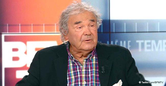 Pierre Perret soutient les Gilets jaunes: Le gouvernement a 'fait des cadeaux, mais pas aux pauvres'
