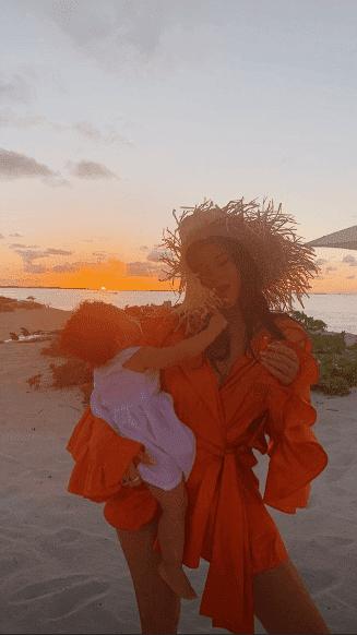 Kylie Jenner/Instagram stories