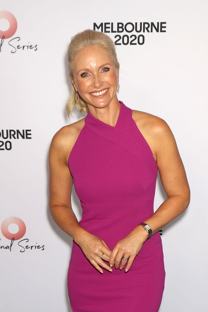 Livinia Nixon attends the AO Inspirational Series Lunch during the Australian Open 2020 at The Glasshouse at Melbourne Park on January 30, 2020. | Photo: Getty Images.