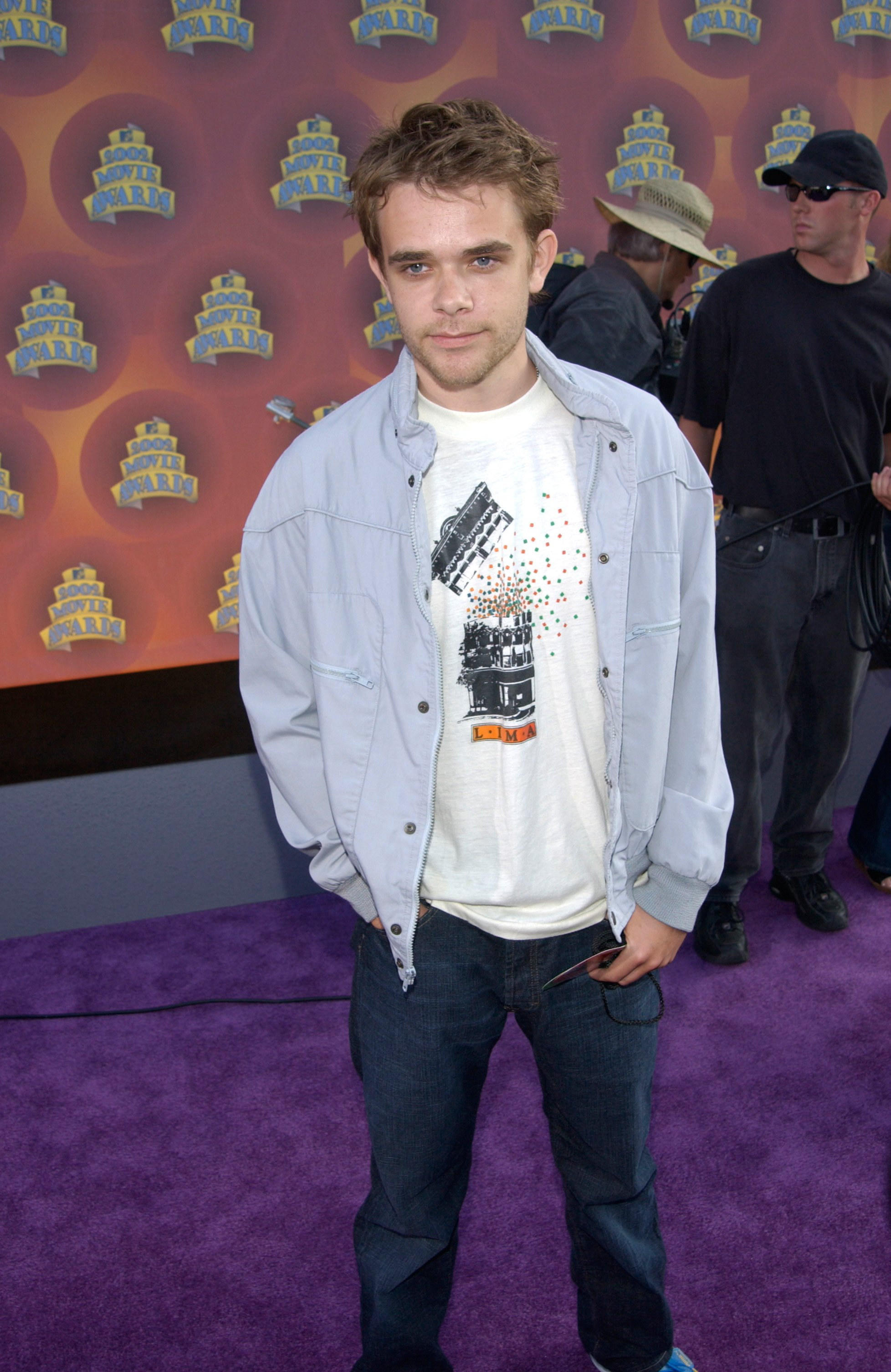 Nick Stahl at the MTV Movie Awards on June 2002 in Los Angeles | Photo: Shutterstock