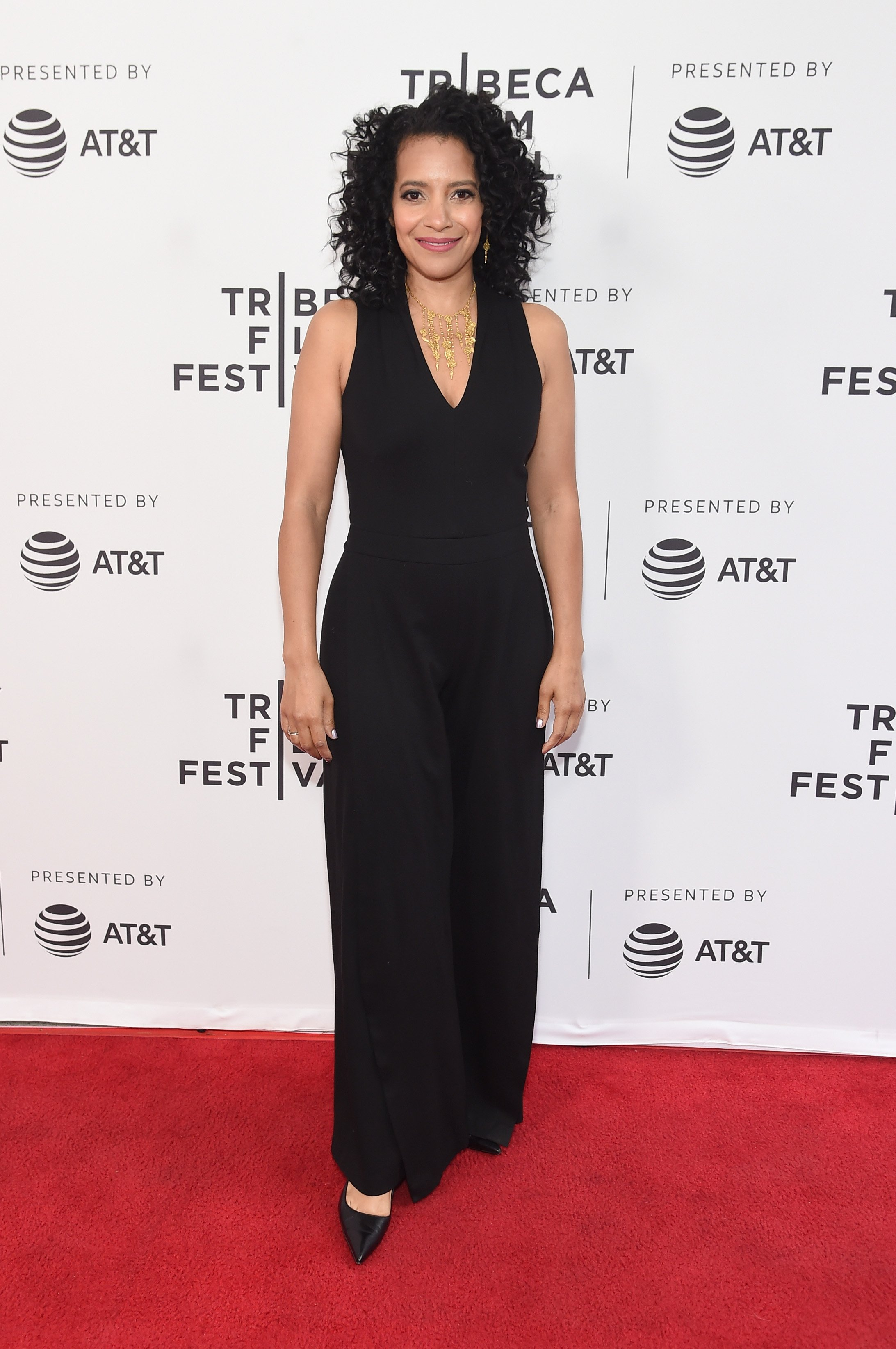 "Luna Lauren Velez attends the ""Swallow"" screening during the 2019 Tribeca Film Festival at SVA Theater on April 28, 2019, in New York City. 