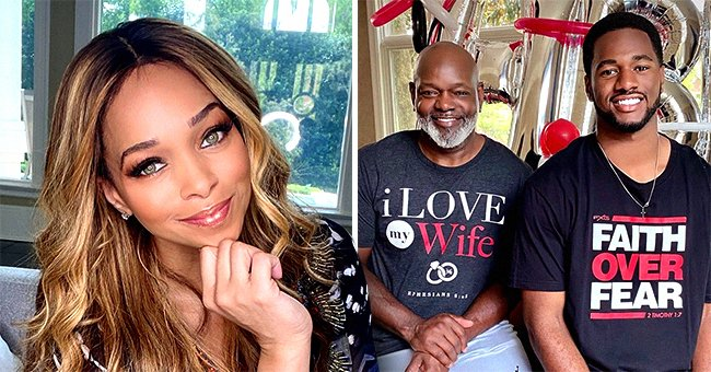 Martin Lawrence's Ex-wife Patricia Celebrates Husband Emmitt Smith's and Their Son's Birthdays