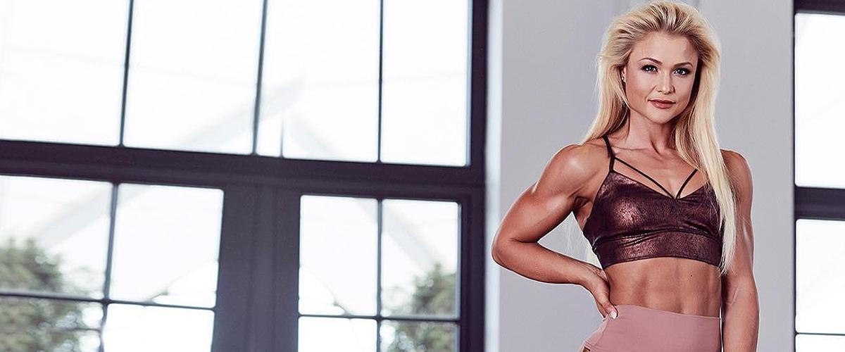 """Sophia Thiel, der Star von """"The Biggest Loser"""": Ihre Reise von moppelig zu fit"""