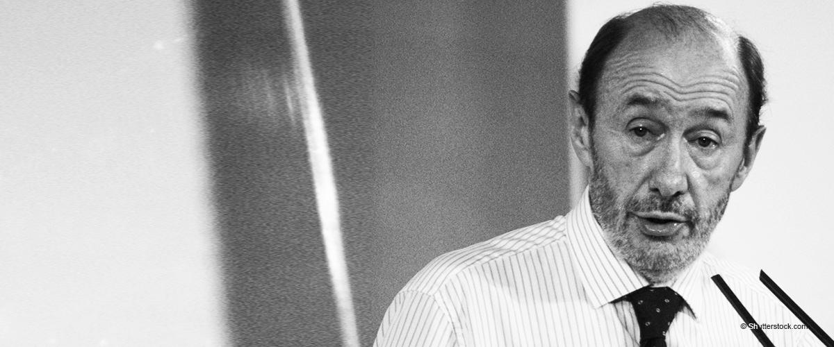 Muere Alfredo Pérez Rubalcaba, el exvicepresidente del Gobierno de España
