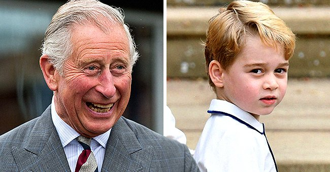 Prince Charles Gives Hint about Prince George's Upcoming 7th Birthday Gift