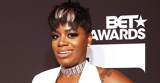 Fantasia Barrino Expresses Her Happiness by Dancing in a Camo Top and Tight Pants