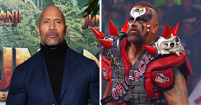 See Dwayne 'The Rock' Johnson's Emotional Tribute to His Late Friend 'Road Warrior Animal'