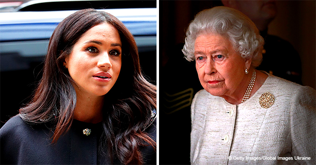 Meghan Markle a été absente lors de la célébration du 93e anniversaire de la reine