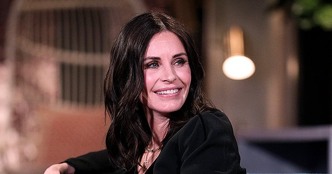 Courteney Cox from 'Friends' Does Dance Routine with Her Look-Alike Daughter Coco Arquette in a Sweet Video