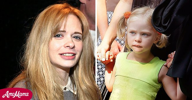 Adrienne Shelly and her daughter Sophie Ostroy   Source: Getty Images