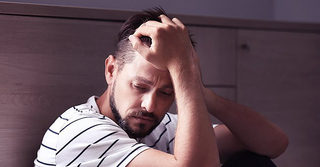 A man deep in thought   Photo: Shutterstock