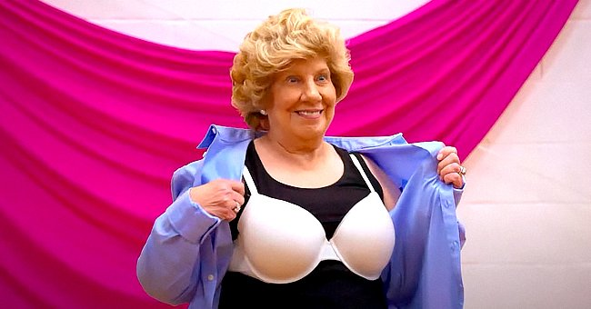 Nanny Faye, 76, Decided to Learn Some Burlesque Moves with Sister Frances to Get in Shape