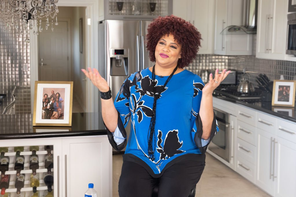 Kim Coles is interviewed at a special taping hosted by TV One in celebration of the network's Living Single 25th anniversary marathon on July 30, 2018. | Photo: Getty Images