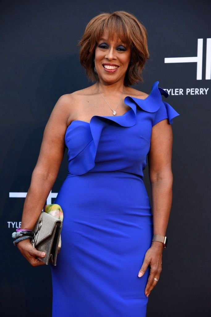 Gayle King attends Tyler Perry Studios grand opening gala at Tyler Perry Studios on October 05, 2019 | Photo: Getty Images