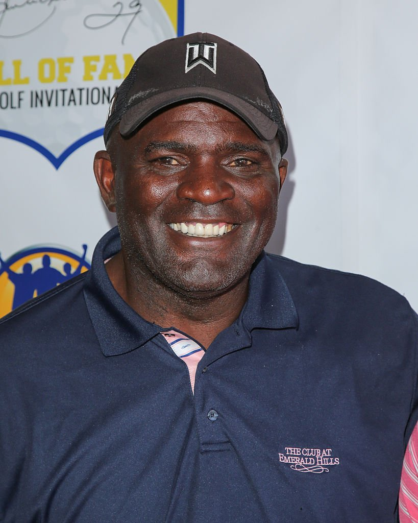Linebacker Lawrence Taylor attends the 2nd annual Hall Of Fame Golf Invitational benefiting The Young Warriors Foundation on July 24, 2015 | Photo : Getty Images