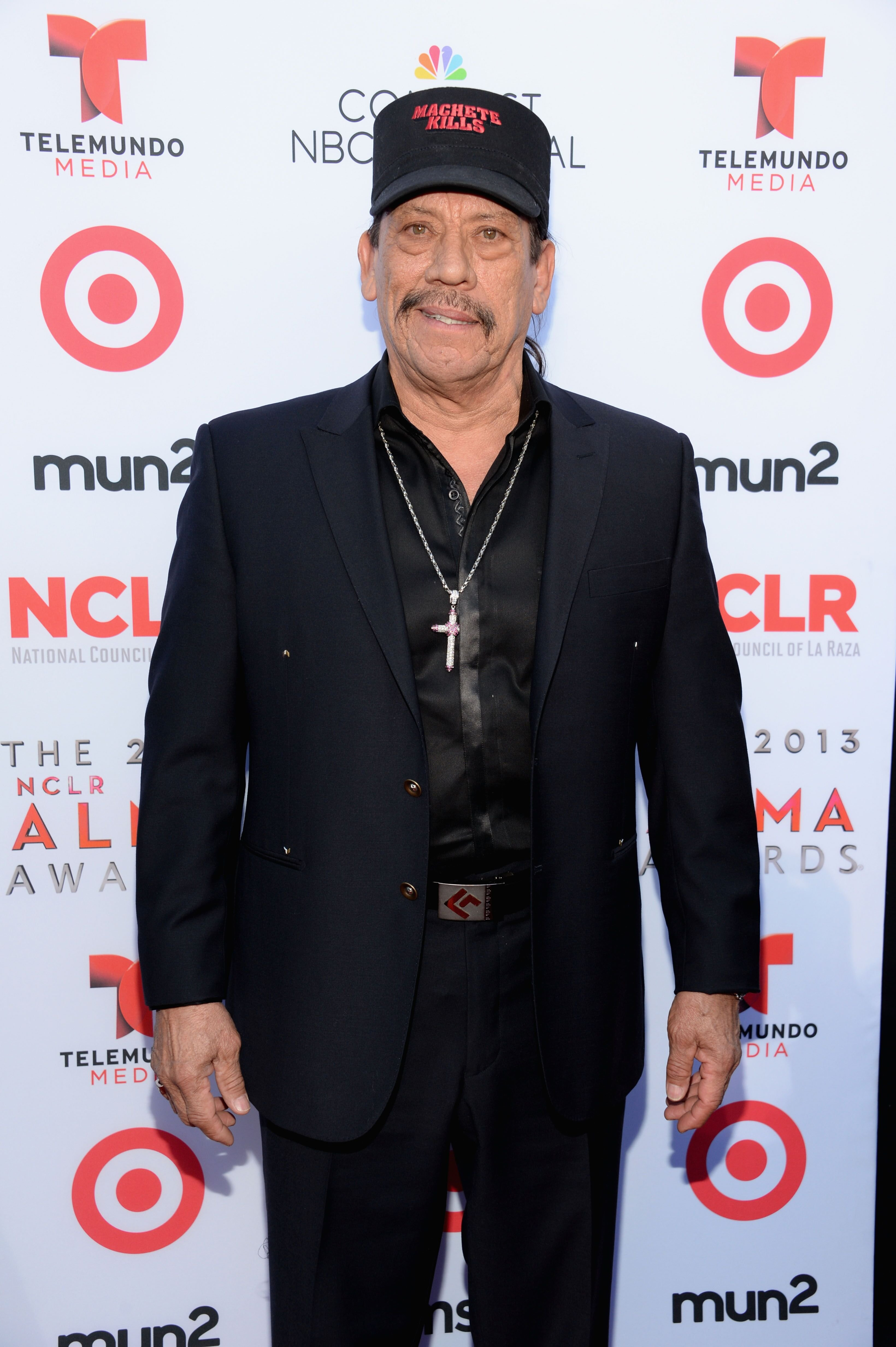 Danny Trejo at the 8th Annual Hollywood F.A.M.E Awards at Avalon. | Source: Getty Images