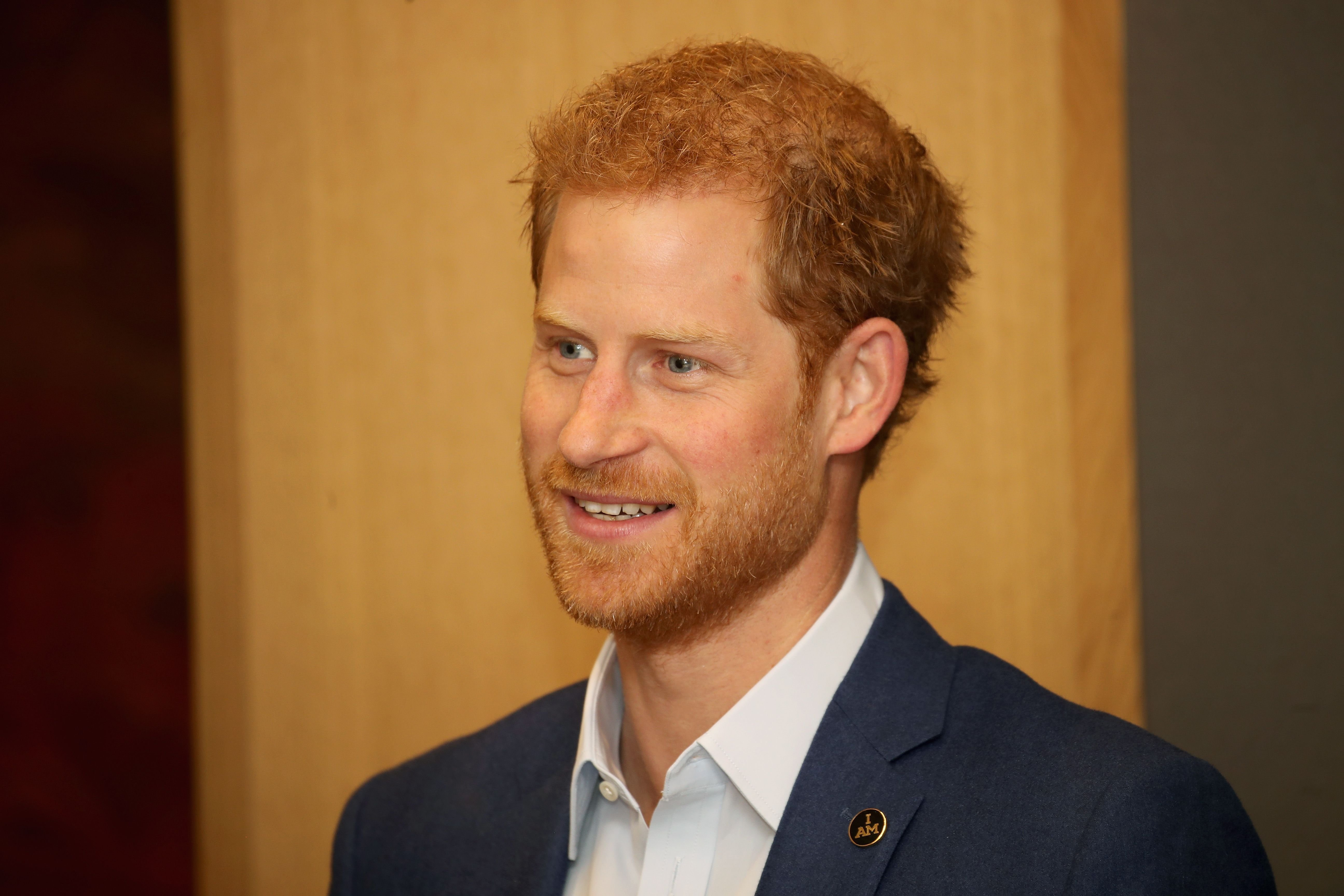 Prince Harry at the True Patriot Love Symposium at Scotia Plaza during a pre Invictus Games event on September 22, 2017 in Toronto, Canada | Photo: Getty Images