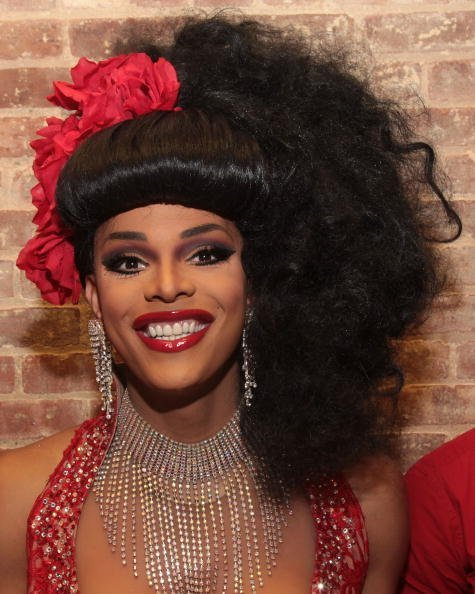 Tyra Sanchez attends Logo's RuPaul's Drag Race Finale at Therapy Bar on April 26, 2010, in New York City. | Source: Getty Images.
