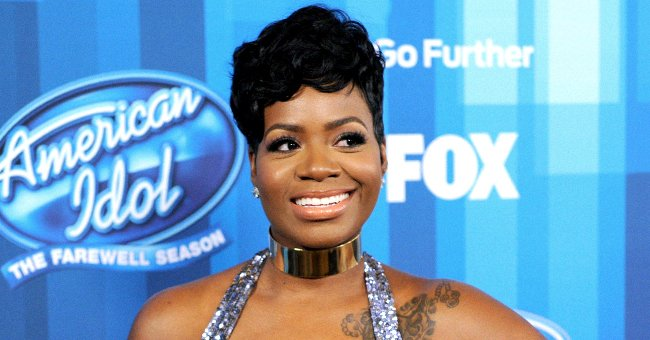 """R&B Singer Fantasia Barrino Fantasia Barrin at FOX's """"American Idol"""" Finale at Dolby Theatre on April 7, 2016 