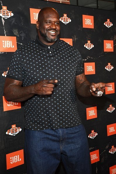 Shaquille O'Neal arrives at Omnia Nightclub for night one of JBL Fest on October 09, 2019 | Photo: Getty Images