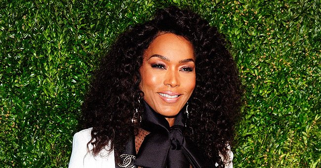Angela Bassett Looks Ageless at 62 While Posing in a Gorgeous Chic Suit during a Photoshoot