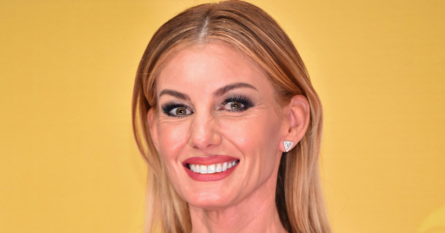 Singer Faith Hill Shared Old Photo of Herself with Hair Dyed Brown for a 'Les Misérables' Audition