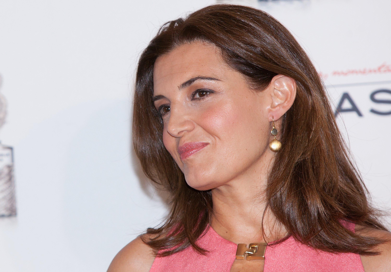 Mónica Molina en el Hotel Ritz en 2011 || Fuente: Getty Images