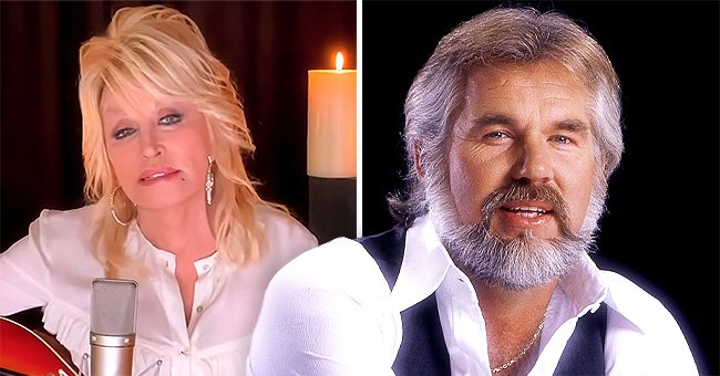Dolly Parton Performs Late Kenny Rogers' 'Sweet Music Man' in His Honor
