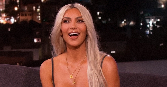 Kim Kardashian Gives a Fresh Look at Baby Psalm and He's 'so Sweet!'